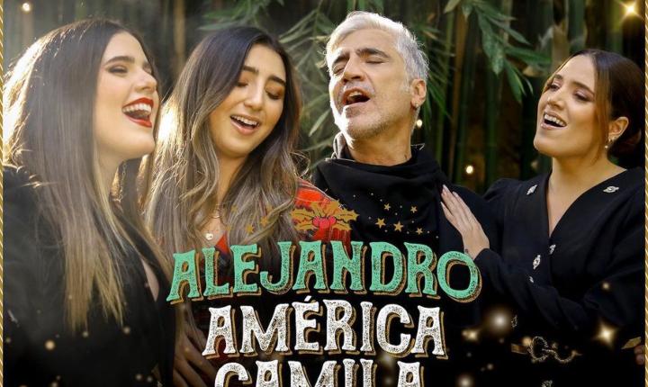 Artistas se unen para recrear el álbum navideño 'Eterna Navidad'