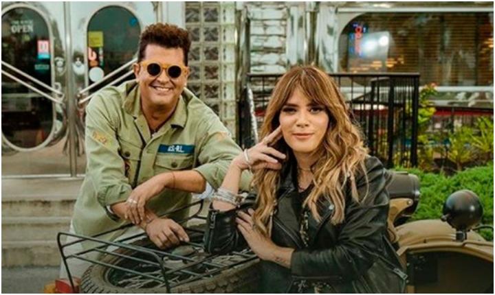 """Kany García estrena el video de """"Búscame"""", con Carlos Vives"""