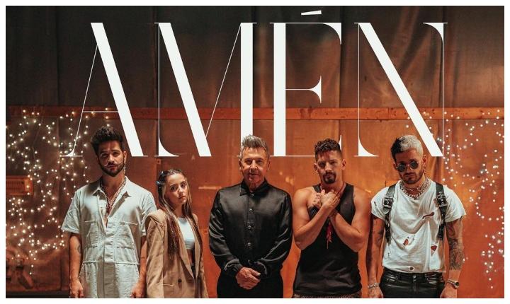 Los Montaner estrenan «Amén»