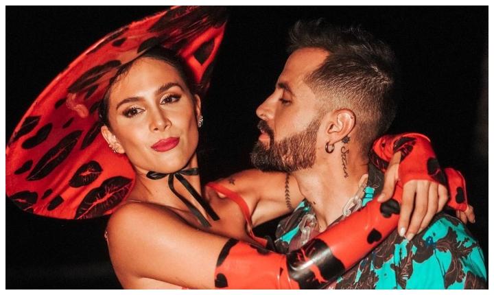 Greeicy Rendón y Mike Bahía despiden el 2020 con concierto virtual