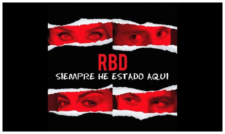 DESPUÉS DE 12 AÑOS RBD ESTRENA VIDEO MUSICAL