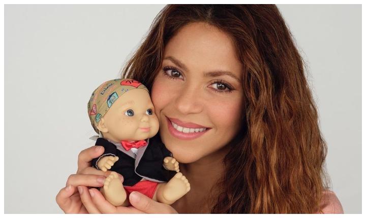 Shakira celebra 10 años de la fundación Juegaterapia