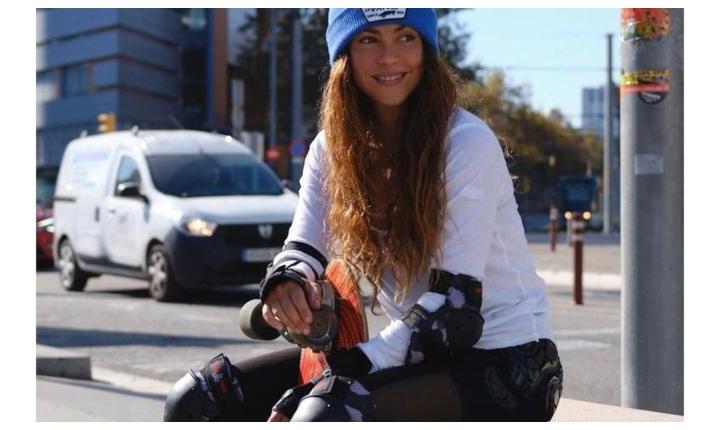 Shakira comparte con sus seguidores su pasión por el Skate