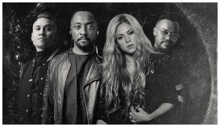 Shakira ft Black Eyed Peas