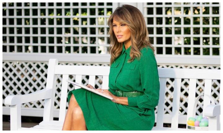 La elegancia viste de verde navidad