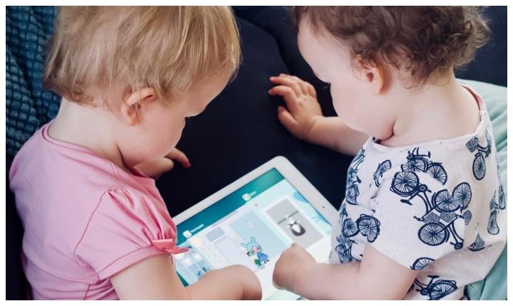 5 aplicaciones para enseñarles a tus hijos pequeños en casa