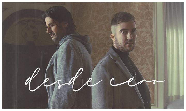 Beret y Melendi estrenan el videoclip de «Desde Cero»