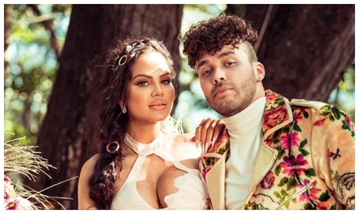 Natti Natasha y Prince Royce juntos en «Antes de que salga el sol»