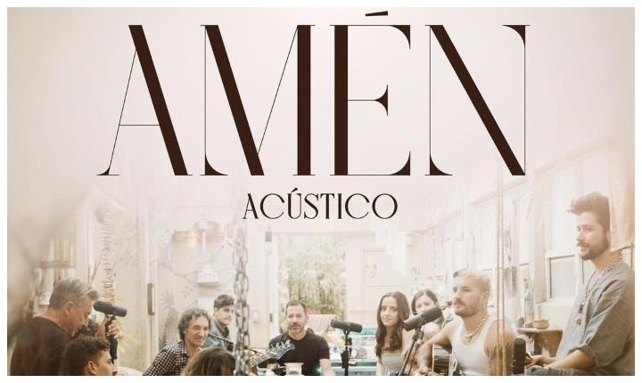 Ricardo Montaner estrena la versión acústica de «Amén»