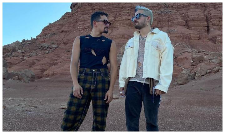 """""""Dolería"""" el primer tema de Mau y Ricky para este 2021"""