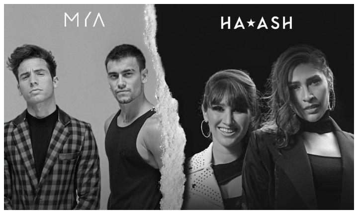"""MYA & Ha-Ash unen sus voces en la poderosa balada """"FUISTE MÍA"""""""