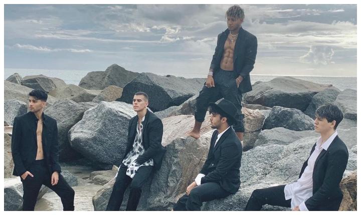 CNCO estrena el video de «El Amor de Mi Vida»