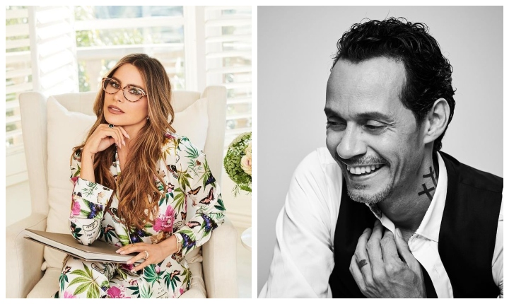 Marc Anthony y Sofía Vergara juntos en proyecto