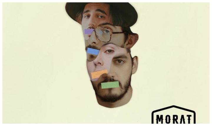 «No Hay Más Que Hablar» lo nuevo de Morat