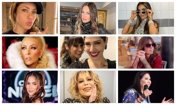 10 fantásticos duetos de mujeres latinas