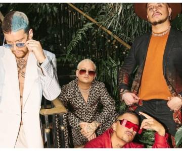 Piso 21 se presentará en los Latin Music Awards