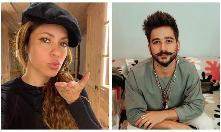 Shakira y Camilo nominados en los Latin American Music Awards