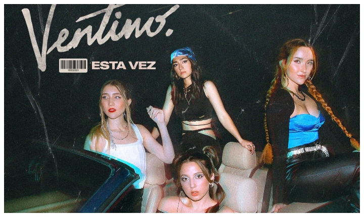 Con su talento y versatilidad Ventino presenta «Esta Vez»