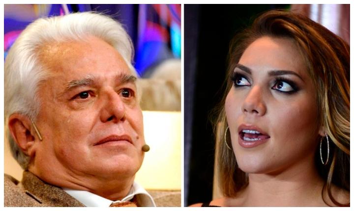 Hija de Alejandra Guzmán acusa a su abuelo de abuso
