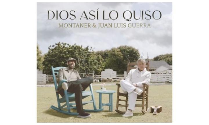 Ricardo Montanter y Juan Luis Guerra, juntos porque «Dios así lo quiso»
