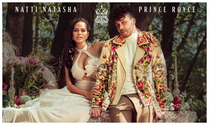 Natti Natasha  ft Prince Royce