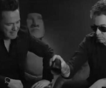Alejandro Sanz y Andrés Calamaro en nueva versión de 'Flaca'