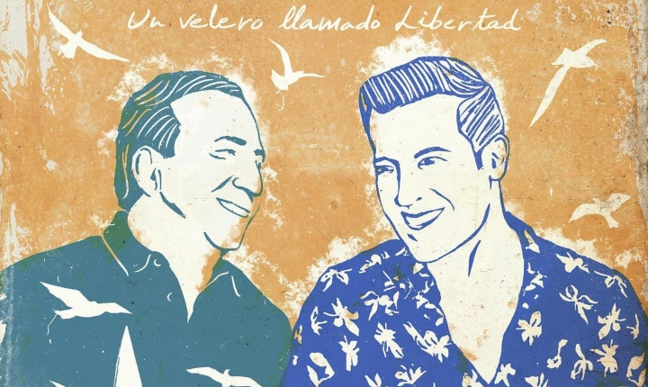 Carlos Rivera y José Luis Perales presentan 'Un Velero Llamado Libertad'
