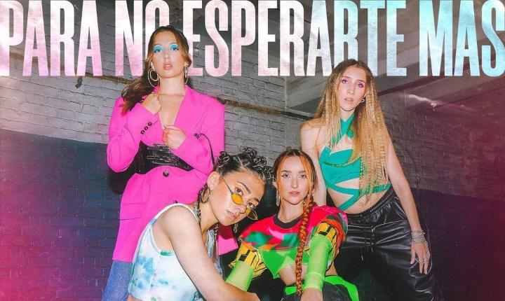 'Para No Esperarte Más', lo nuevo de Ventino