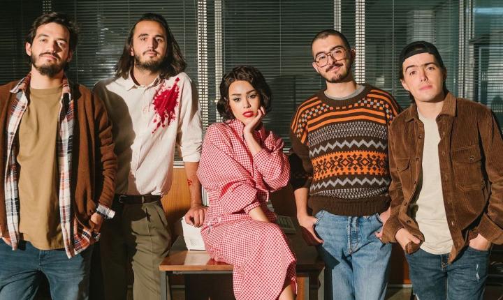 Morat y Danna Paola presentan su nueva colaboración 'Idiota'